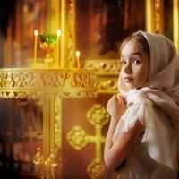 крещение :: Наталья Никитина