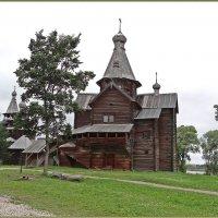 Церковь Рождества Богородицы :: Вера
