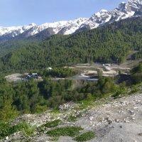 Кавказские пейзажи :: Николай