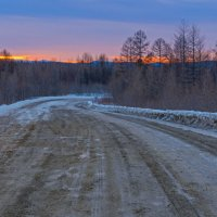 Spring road :: Boris Altynnikov