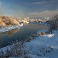 Коротким декабрьским днём... :: Александр Попов