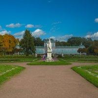 Москва .Парк музей Кусково. :: юрий макаров