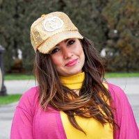 Весёлая незнакомка...(из серии случайные фото) :: Gudret Aghayev