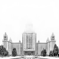Главное здание МГУ :: Игорь Сон