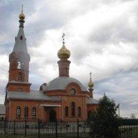 Церковь Мучеников младенцев Вифлеемских. :: Наталья Петровна Власова