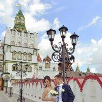 Свадьба в Измайлово :: Павел Генов