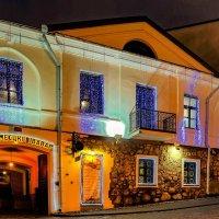 Пивной ресторан Староместный пивовар в Минске :: Алексей Матюш