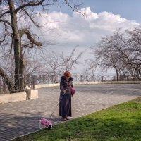 Теплое воскресенье в марте. :: Вахтанг Хантадзе