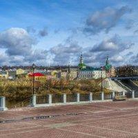 Весенний город :: Милешкин Владимир Алексеевич