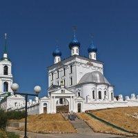 Рождественский храм. Катунки. Нижегородская область :: MILAV V