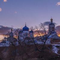 На закате :: Сергей Цветков