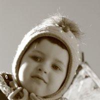 Портрет  маленького  Солнышка! :: Eva Tisse