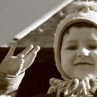 Приветствую  Вас! :: Eva Tisse