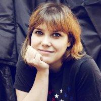 Что то задумала, однозначно) :: Виктория Большагина