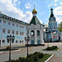 Иоанно-Предтеченский собор в Екатеринбурге :: Leonid Rutov