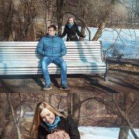 Маленькая история двоих :: Ева Олерских