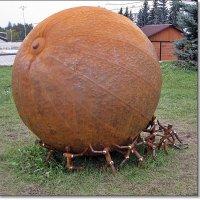 Памятник неизвестному апельсину :: muh5257