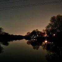 Ночь :: Сергей Землянский