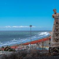 Берег океана, Гран Канария :: Witalij Loewin