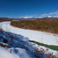 Поворот реки :: Анатолий Иргл