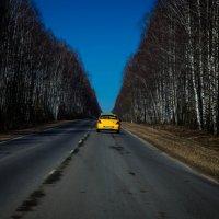 на трассе :: Валерий Гудков