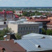 В Томске :: Олег Афанасьевич Сергеев