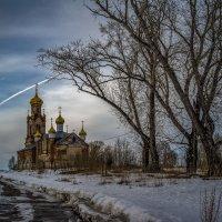 Российская глубинка... Село Крестовское... Шадринский район :: Pavel Kravchenko