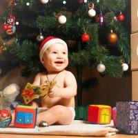 Новогодняя :: Дмитрий Каляев