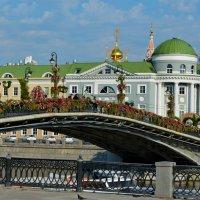 Лужков мост :: Анастасия Смирнова