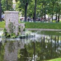 Плавучий замок принцессы :: Николай Танаев