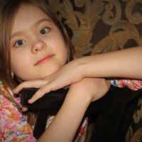 моя взрослеющая дочь :: Анна Шишалова