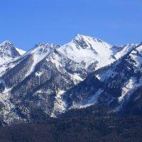 Гора Аибга :: valeriy khlopunov