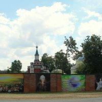 Храм Фенино :: Валерий Самородов