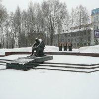 Идут белые снеги... :: Виктор