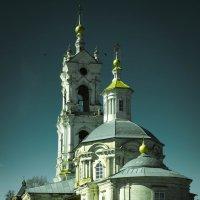 храм на Погосте :: Валерий Гудков