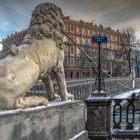 Львиный мост**** :: Valeriy Piterskiy