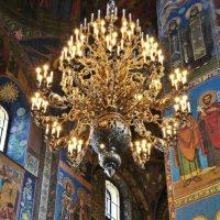 Собор Воскресения Христова (Спас-на-крови). Мозаики :: Елена Павлова (Смолова)