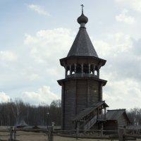 Деревянная колокольня :: Aнна Зарубина