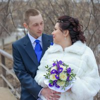Весенняя свадьба Евгения и Екатерины :: Наталья