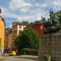 Стокгольм. В старом городе :: максим лыков
