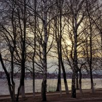 Закат на Волге :: Ольга Маркова