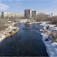 река Миасс :: Александр Ширяев