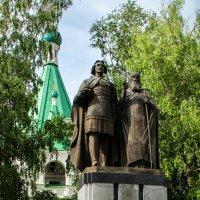 Н.Новгород. Кремль. :: Владимир Безбородов