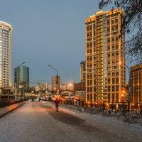 Улочка Новосибирска :: cfysx