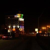 Ночная гостиница - маяк :: Кристина Воробьева
