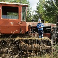 Находка в лесу :: Vladimir Perminoff