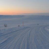 Зимняя дорога :: Олег Гулли