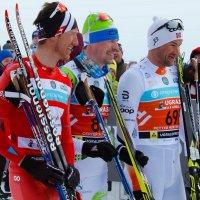 Сильнейшие лыжники планеты. :: Lu Clever