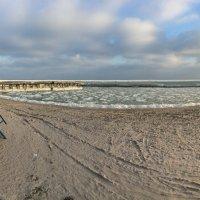 зимний пляж :: Gleb