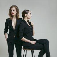 Лиза  и Александра :: Александр Видеомания